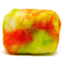 Load image into Gallery viewer, Felted Soap by Bruntwood Lane - Basil, Lime and Mandarin