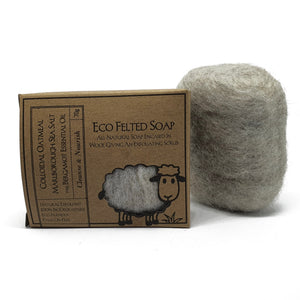 Eco Felted Soap Subscription