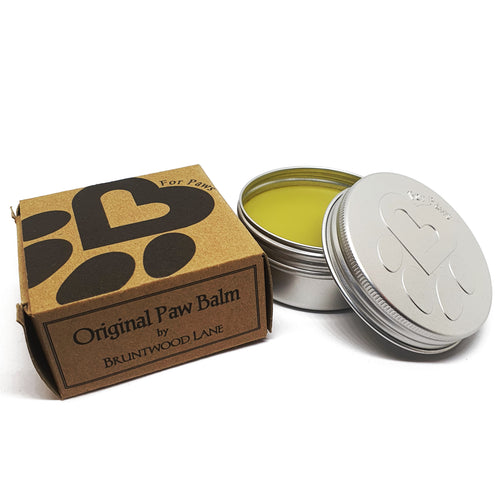Bruntwood Lane paw balm for animals