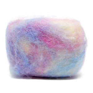 Exfoliating felted soap by Bruntwood Lane - Goats Milk