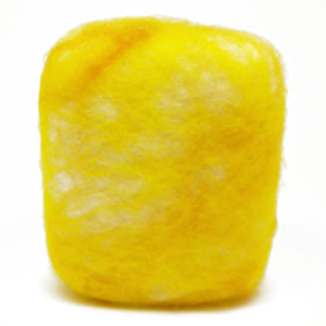 natural felted soap - manuka honey