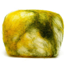 Load image into Gallery viewer, Exfoliating felted soap by Bruntwood Lane - Olive Oil & Cocoa Butter (horizontal)