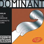 Thomastik Dominant Full Set of Violin Strings Medium 4/4 Scale