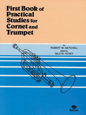 First Book of Practical Studies for Cornet and Trumpet [product type] Luscombe Music - Luscombe Music