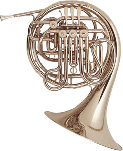 Holton Farkas H179 Professional Nickel Silver Double French Horn [product type] Luscombe Music - Luscombe Music