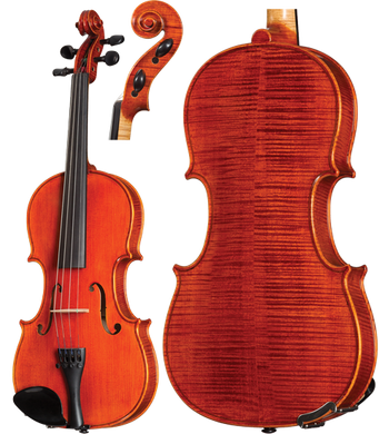 Johannes Kohr Series K500 4/4 Size Student Violin Outfit [product type] Luscombe Music - Luscombe Music