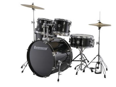 Ludwig Accent Drive Drum Set Outfit