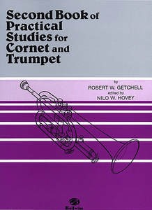 Second Book of Practical Studies for Cornet and Trumpet [product type] Luscombe Music - Luscombe Music
