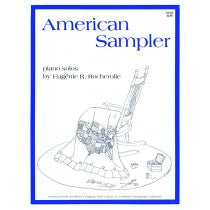 American Sampler Piano Solos [product type] Luscombe Music - Luscombe Music
