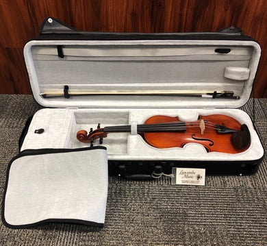 Scherl & Roth SR61 Intermediate Violin Outfit with Case and Bow [product type] Luscombe Music - Luscombe Music