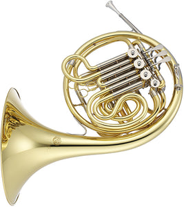 Jupiter JHR1100 Intermediate Double French Horn [product type] Luscombe Music - Luscombe Music
