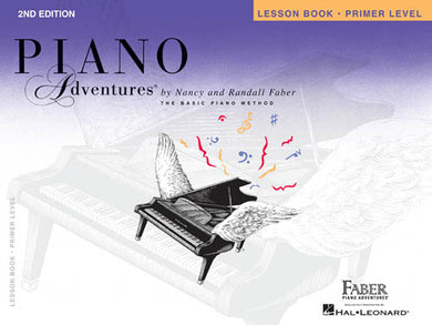 Faber & Faber Piano Adventures Book 2nd Edition Primer Level [product type] Luscombe Music - Luscombe Music