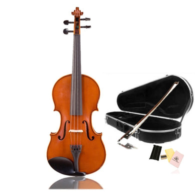 Scherl & Roth SR51 Student Violin Outfit with Case and Bow [product type] Luscombe Music - Luscombe Music