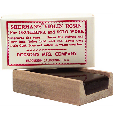 Sherman Rosin for Violin and Viola [product type] Luscombe Music - Luscombe Music