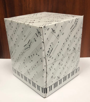 Music Themed Tissues [product type] Luscombe Music - Luscombe Music
