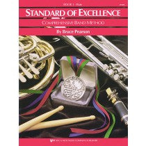 Standard of Excellence Comprehensive Band Method Book 1