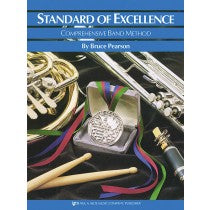 Standard of Excellence Comprehensive Band Method Book 2