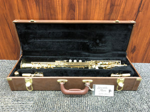 Winston Soprano Saxophone with Mouthpiece and Case