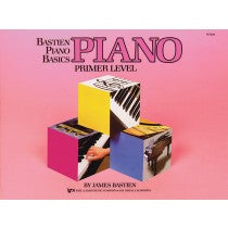 Bastien Piano Basics Piano Lesson Book