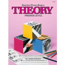 Bastien Piano Basics Theory Book