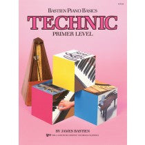 Bastien Piano Basics Technic Book