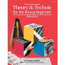 Bastien Piano Basics: Theory & Technic for the Young Beginner Primer A
