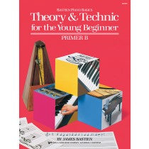 Bastien Piano Basics: Theory & Technic for the Young Beginner Primer B