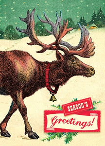HCC239 Holiday Card - Season's Greetings