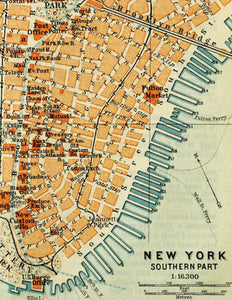 CC608 New York Map