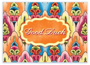 M108 Mini card - Good Luck