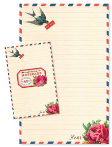 NP104 Notepad - Airmail