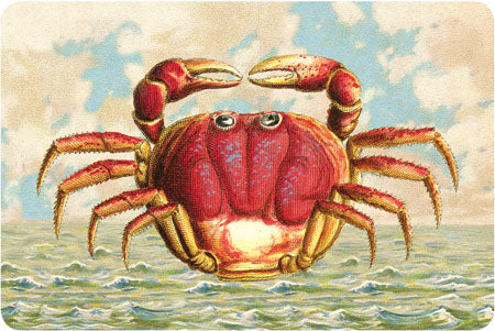 P103 Seaside postcards - Crab