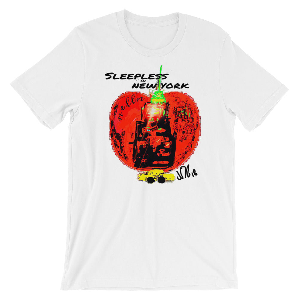 Sleepless in New York Unisex T-shirt