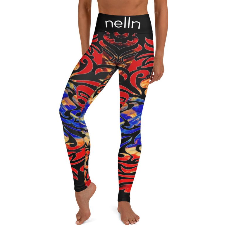 Breakthrough black yoga leggings