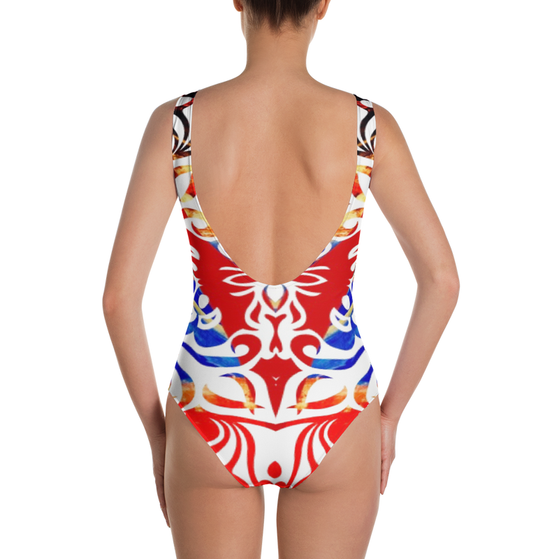 Breakthrough One-Piece Swimsuit
