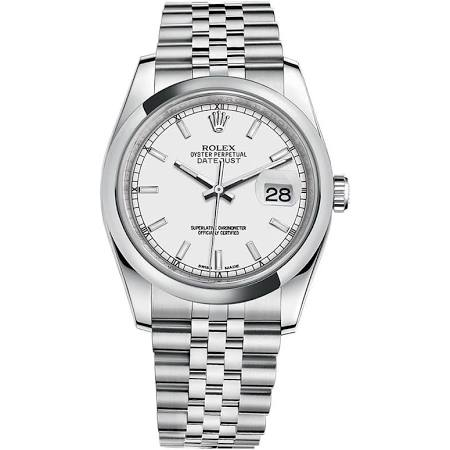 Datejust 36mm 116200 jubilee