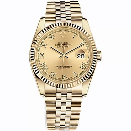 Datejust 36mm 116238