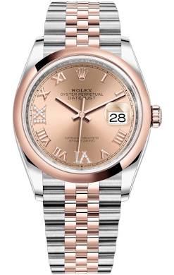 Datejust 36mm 126201 jubilee
