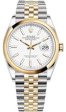 Datejust 36mm 126203 jubilee