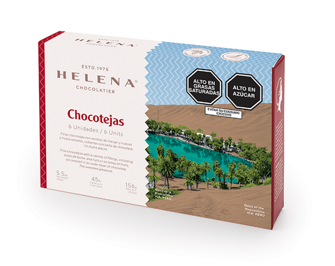 Chocotejas 6-Pack MP Huacachina (Cód.301138)
