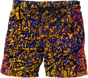 The Real Time Is Now 2015 Swim Shorts