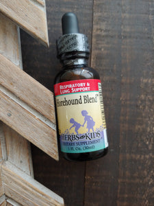Horehound Blend  ll Herbs For Kids