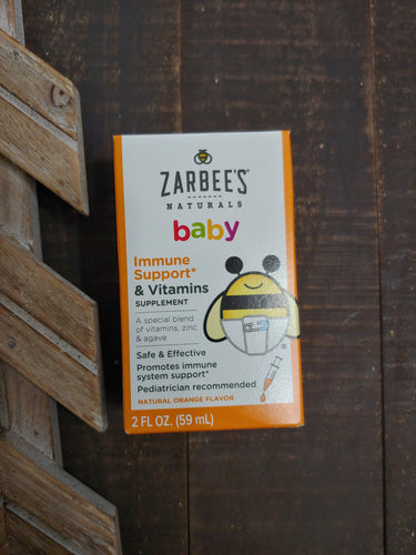 Baby Immune Support + Vitamins ll Zarbees Naturals