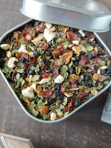 Rose 'C' Berries Tea Blend, Immune Support  ll Organic Herbs