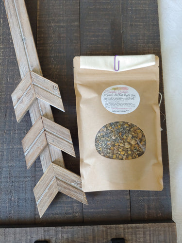 Nighty  Night Sleep Tight Kids Herbal Bath Tea - SimplyGinger