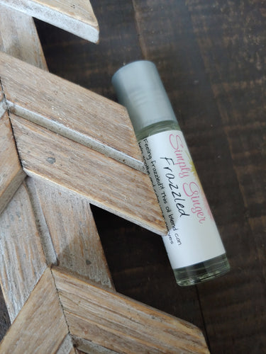Frazzled Rollerball Blend ll Calming - SimplyGinger