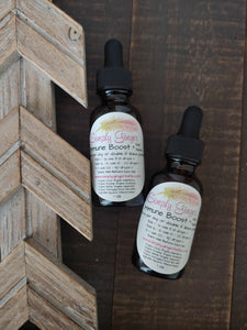 Kids Immune Boost Tincture ll For Adult + Kids ll Breastfeeding Mamas
