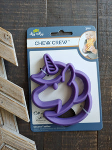 Purple Unicorn ll Teether - SimplyGinger
