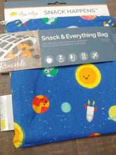 Interstellar Snack + Everything Bag ll Travel Bag ll Storage Bag 1 Pack - SimplyGinger