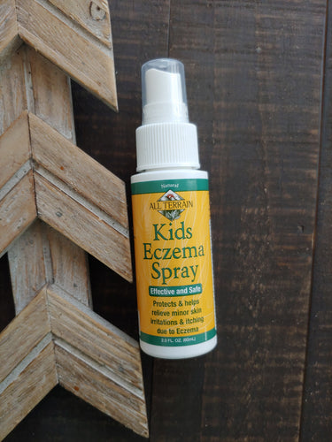 First Aid Kids Eczema Spray ll All Terrain